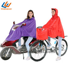 Convenient motorcycle racing rain suits for sales promotion