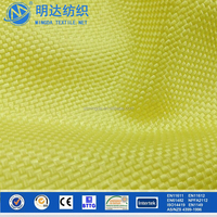 factory price high density anti-cut 100% para-aramid kevlar fabric for high strength protective supplies for sale
