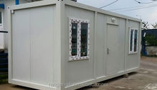 Hot selling luxury modular container homes,new technology container living quarter,high quality used