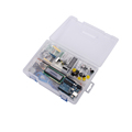 LCD 1602 Servo Motor Dot Matrix Breadboard Nano Starter Kit