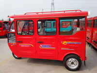 2015 three Wheeler Seven Seater Auto Rickshaw made in china