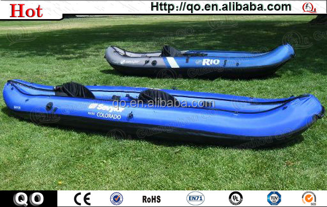 2014 commercial water sport inflatable canoe kayak