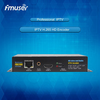 FMUSER H.264/H.265 High Definition HD IPTV Streaming Encoder-FBE200-H.265