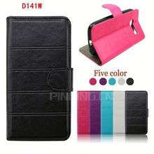 for Blu Dash JR 3.5 D141w case, book style leather flip case for Blu Dash JR 3.5 D141w