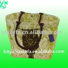 2011 high quality canvas tote bag
