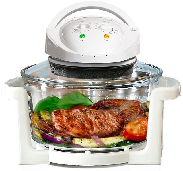 halogen flavor wave turbo oven, multifunction cooker convection oven, 12L portable halogen oven