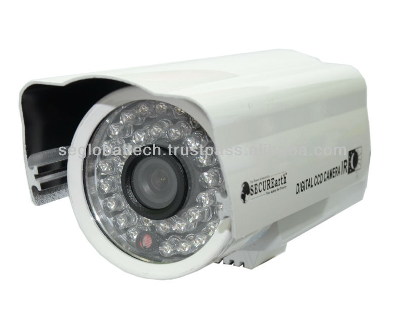 CCTV Camera- SONY 650TVL 3.6mm IR Camera 36LED SE-IRS356