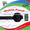 neoprene cellphone campaign arm bag