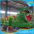 2016 Electric dragon train roller coaster attraction fun fair slide dragon train ride slide dragon/roller coaster/dragon coaster