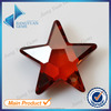 irregular cut gems star shape stones pentagram for astrology