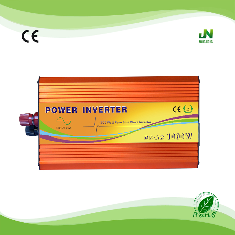 JN high frequency pure sine wave 1kw solar inverter for solar panel system Chrismas Day promotion