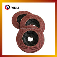 Abrasive Flap Disc grit for metal,stainless steel