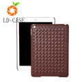Hot Sale Weave Design cover tpu case for ipad pro 9.7