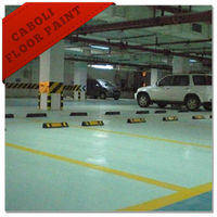 Caboli Two-components Permeable Epoxy Floor Paint For Park Road