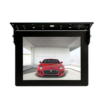 24 inch Roof Fixing video monitors for transportation lcd display videos bus tv monitor for Ad