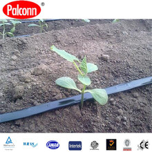 PE agricultural flat drip irrigation tape with flat drippers