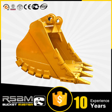 Best price of welding machine 700mm excavator rock bucket