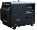 VIGOROUS Factory Supply High Quality Ultra-silent Dual fuel(Gas and Gasoline) Whole House Generator 5.5 kva with ATS