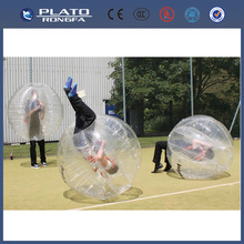 Inflatable bubble ball,bubble ball suit,body bubble ball for sale