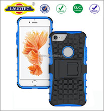 Promotional products!Tough Hard Armor Shockproof Rugged Strong Protective Case Cover for Iphone 7