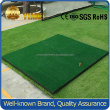 Wholesale Driving Range Golf Hitting Mat/ Golf Practice Swing Mat