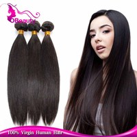 wholesale 10a virgin unprocessed hair with indian temple virgin remy hair from chinese factory