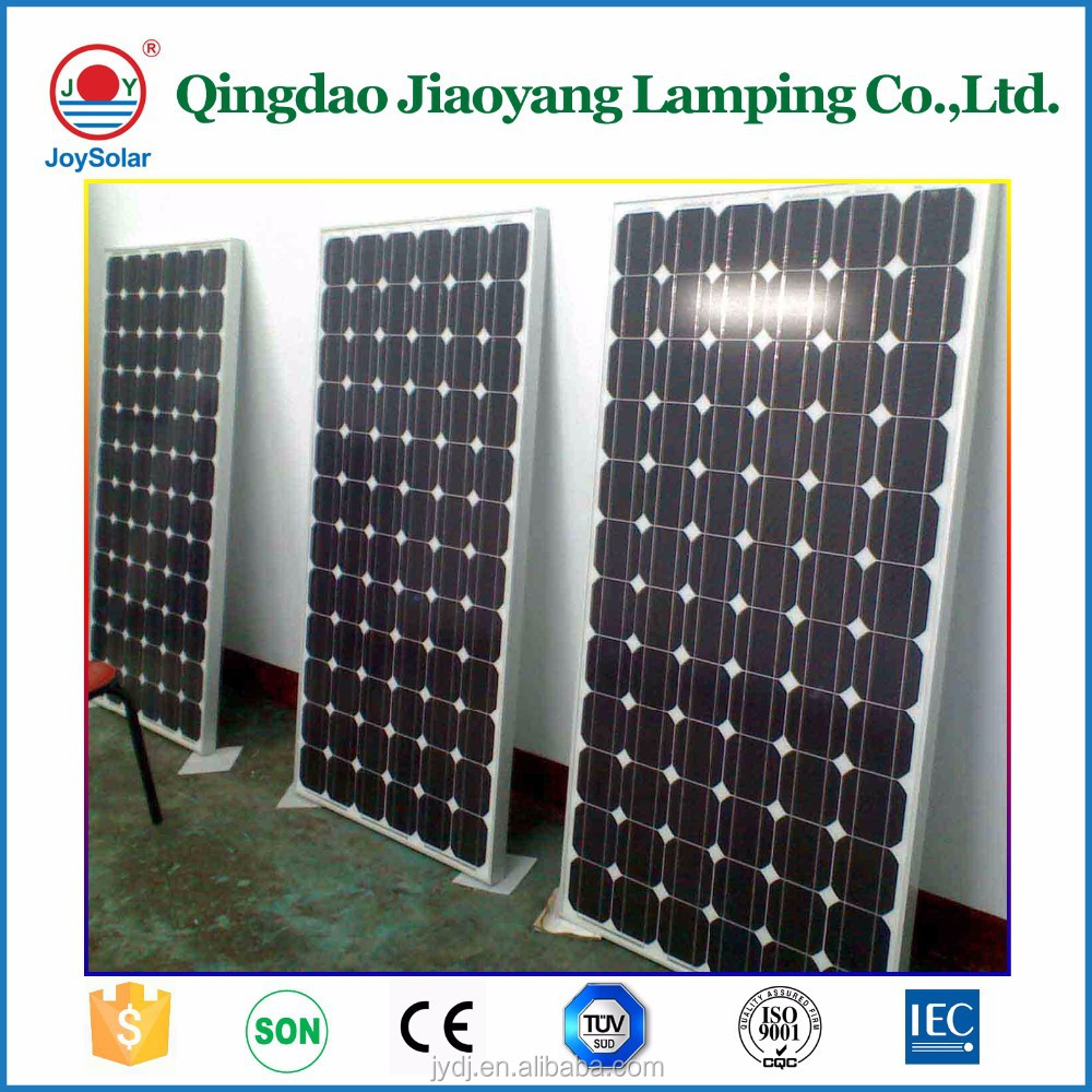 300W 24v flexible pv mono Solar Panel