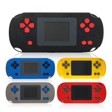 Free Shipping For Kids Christmas Gift Handheld Game Console Retro Game Player Built in 268 Games