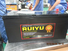 Parts Toyota 95D31RMF Sealed Rechargeable Car Battery 12V80AH