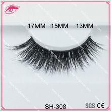 Artificial mink eyelashes extension