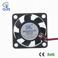 DC Small High-Efficiency 5V 12V 3007S 30mm x 30mm x 7mm 3v DC Mini Fan