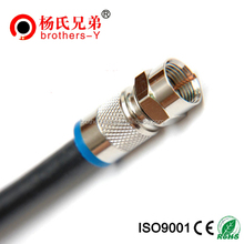 75 OhmRG59 Coaxial Cable coaxial cable to hdmi adapter for CCTV or video transmission