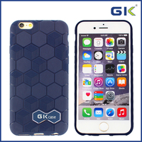 [GGIT] New OEM Football Grain Design Soft TPU With Custom Logo Mobile Phone Case For IPhone 6 Back Cover