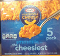 Kraft Macaroni & Cheese Dinner, Original ( 5pk 7.25oz )