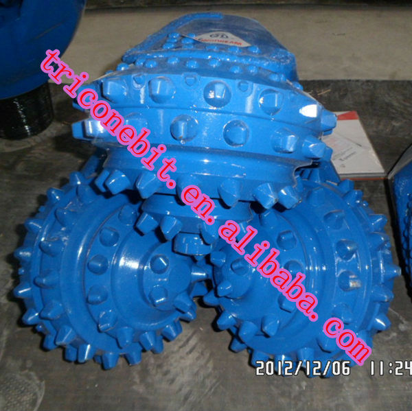 steel teeth tricone bits/drilling bit