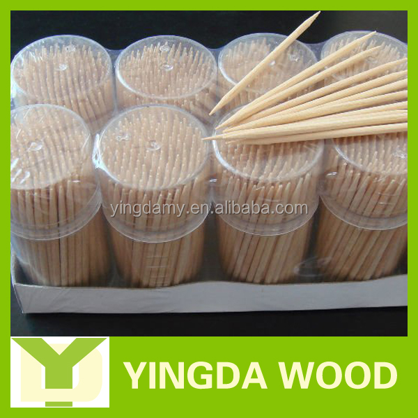 2016 Hot sale high quality decorative party toothpicks