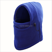 winter skiing outdoor protect face avoid wind and plus thickness hat thermal cap
