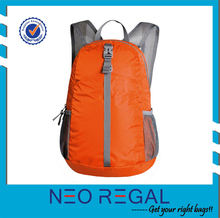 Foldable Polyester Travel Hiking Daypack for Outdoor
