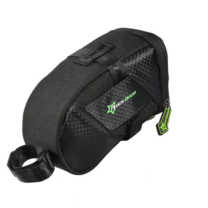 RockBros Bicycle Cycle Saddle Bag Bike Tail Pouch Seat Saddle Bag