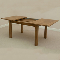 1350 Extending woooden dining table