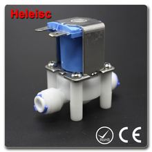 Water dispenser solenoid valve electric water valve stone inlay globe