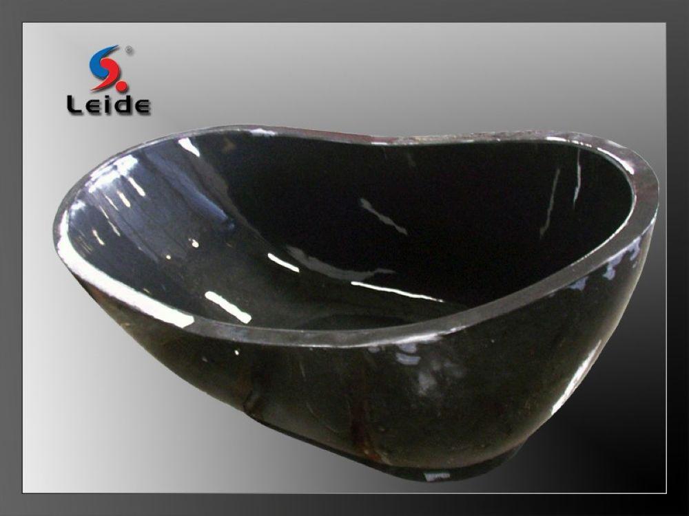 Shanxi granito nero vasca da bagno in pietra naturale granito vasche da bagno vasca da bagno id - Vasche da bagno in pietra ...