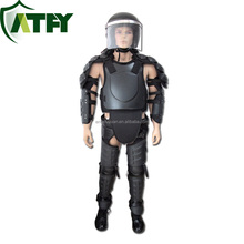 Police and military anti riot helmet suit body protector anti riot gear
