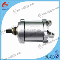Scooter Starter Motor Starting Motor For Motorcycle Best Quality And Service