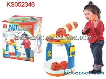ELECTRIC BABY BASKET GYM TOY