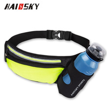High Quality Hydration Running Belt with Water Bottle Custom running waist belt with water bottle holder