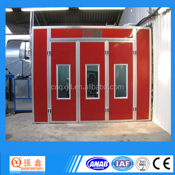CE Approved Infrared Lamps Heated Drying Room/Car Painting Booth
