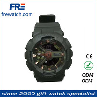 On line shipping branded g style Chronograph watch Shock g sports outdoor 50m waterproof led clock 1019 digital diverse watch