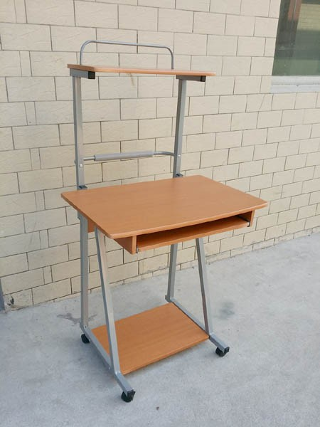 wholesale unfolding cheap wooden computer desk buy cheap