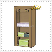 Custom Logo Home Furniture Canvas Wardrobe Prices